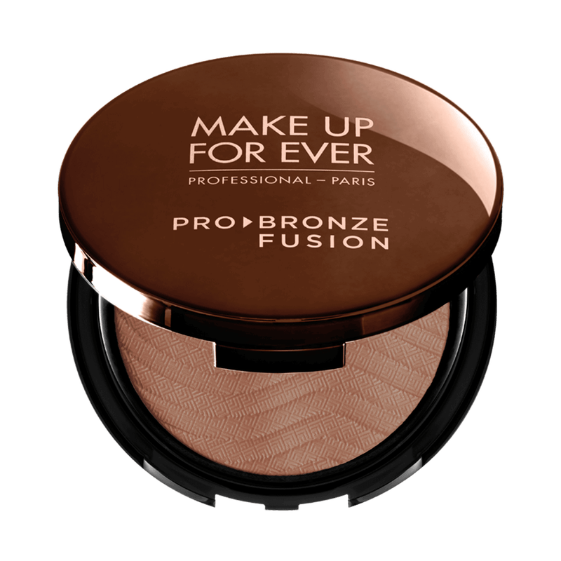 make up forever pro bronze